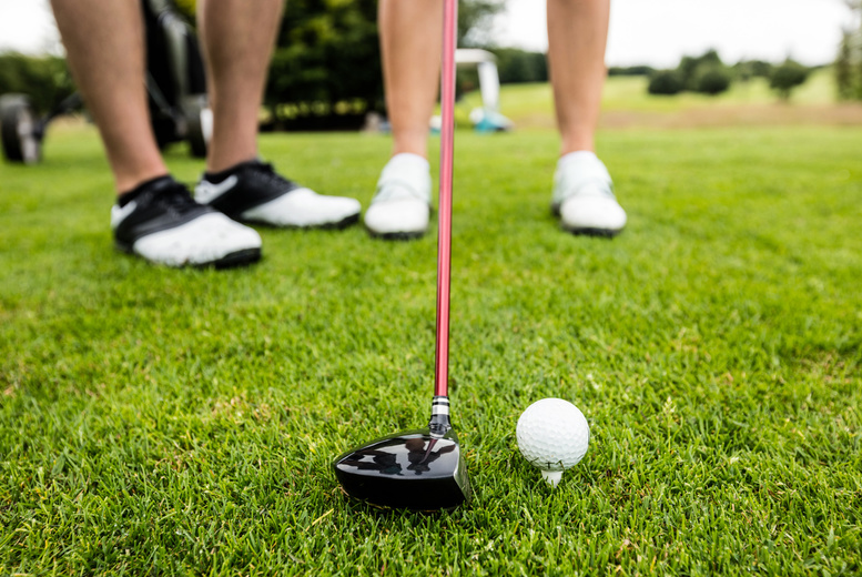 Image of £9 for a 30-minute golf lesson with a PGA instructor, £12 for two 30-minute lessons, or £14 for three 30-minute lessons at Paul Roberts Golf Centre - save up to 55%