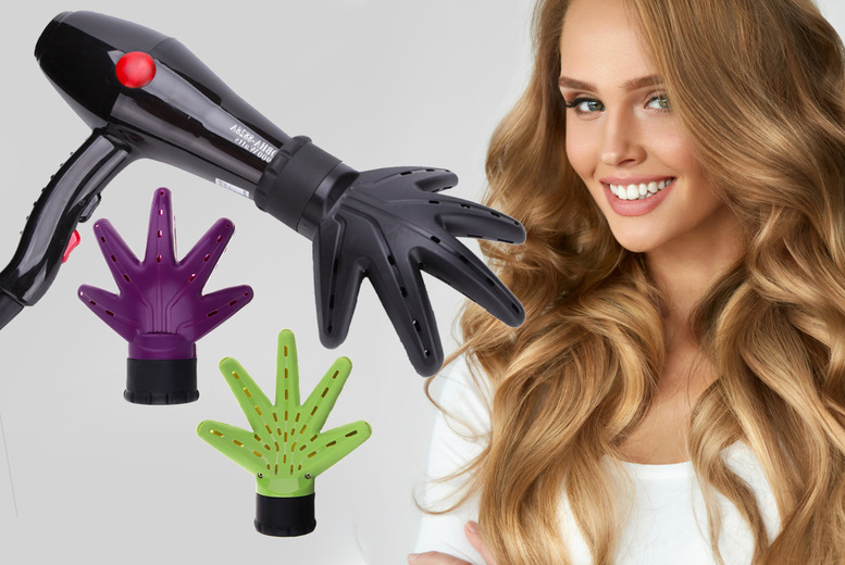 ?7.99 instead of ?19.99 (from Backtogoo) for a palm-shaped hair dryer air diffuser! - save 60%