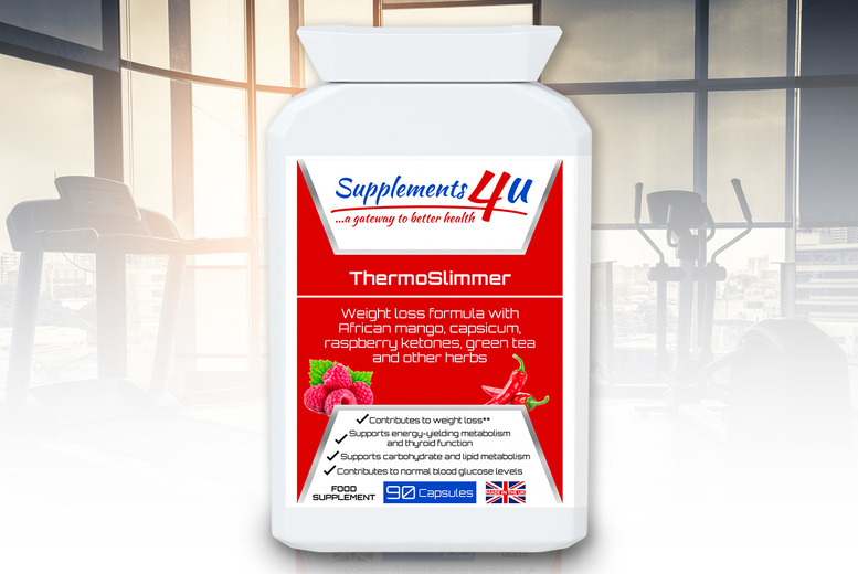 ?7.99 instead of ?22.99 (from Supplements4U) for a 15 day supply* of ThermoSlimmer ?weight loss? capsules - save 65%