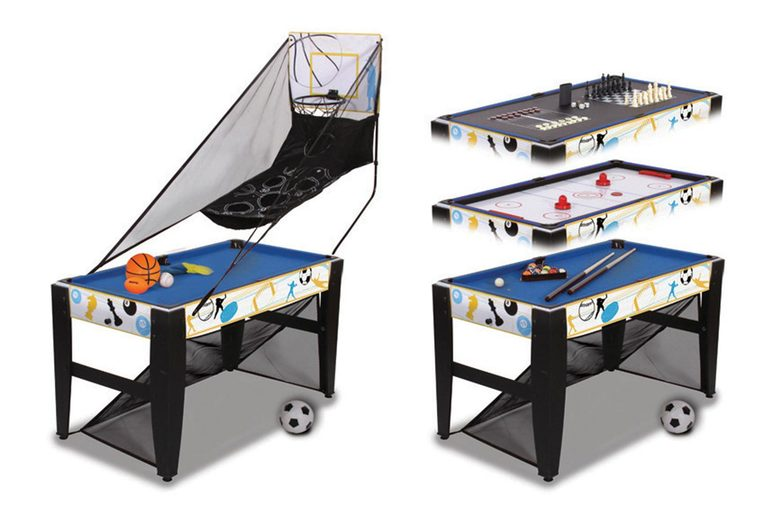 Image of £119 instead of £290 for a 12-in-1 multi games table from CN Direct! - Save 62%