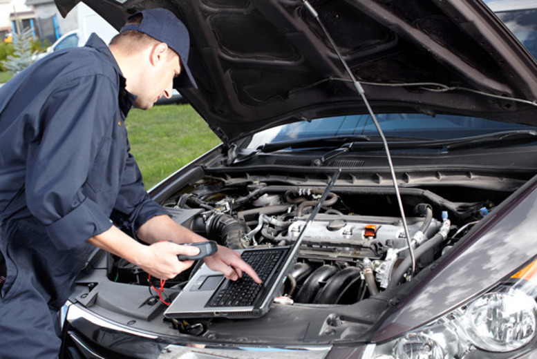 Image of £19 instead of £25 for an approved class 4 MOT test for domestic and commercial vehicles weighing up to 3000kg at Aintree Service Centre, Liverpool - save 24%
