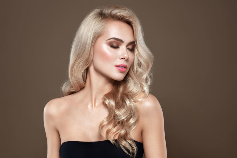 Image of £15 instead of £30 for a wash, cut and blow dry at RK Parlour Boutique & Beauty Clinic, Stretford , £19 for a cut with a half head of colour and conditioning, or £29 for a wash, cut and blow dry with a full head of colour or half head of highlights
