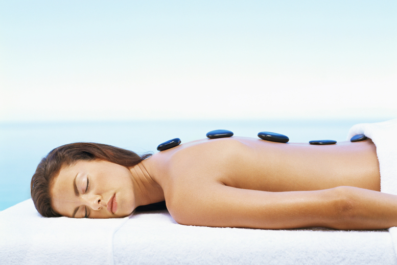 Image of £19 for a one-hour hot stone massage at Jadore Beauty, Huddersfield