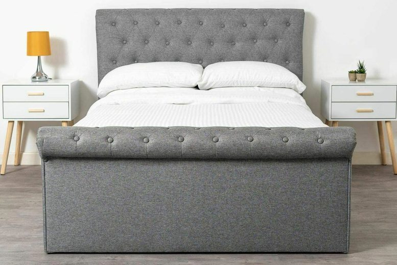 Image of £229 instead of £509.95 for a small double storage bed frame, £249 for a double or £269 for a king from Beds Star - save up to 55%