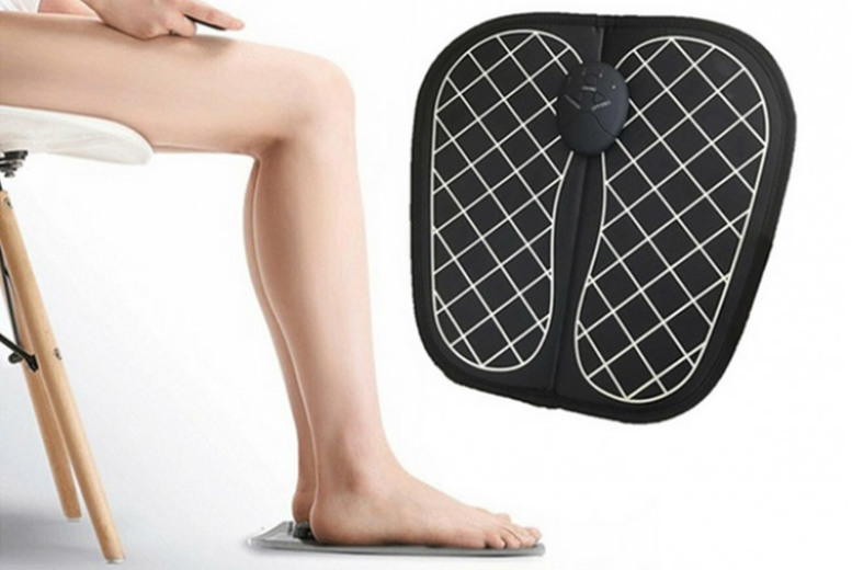 Image of £10.99 for a four function massage mat from Hey4Beauty