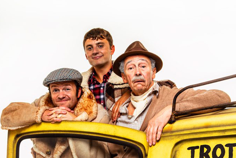 Image of A London hotel stay with Only Fools and Horses tickets. £119pp for one night, £149pp for two nights, £189pp for three nights or £219pp for four nights.