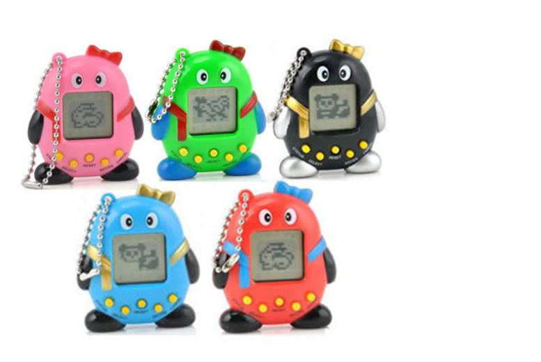 Image of From £2.99 for a 1 or 2 retro virtual pets from London Exchain Store - save up to 80%
