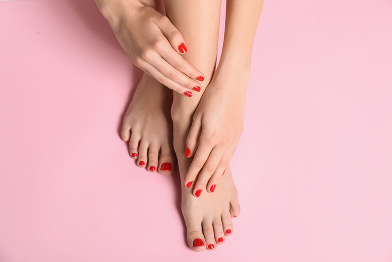 Image of £29 instead of £89 for one laser fungal nail treatment on one hand or foot, or £39 for three sessions at Mal-Bet Beauty, Leeds- save up to 67%