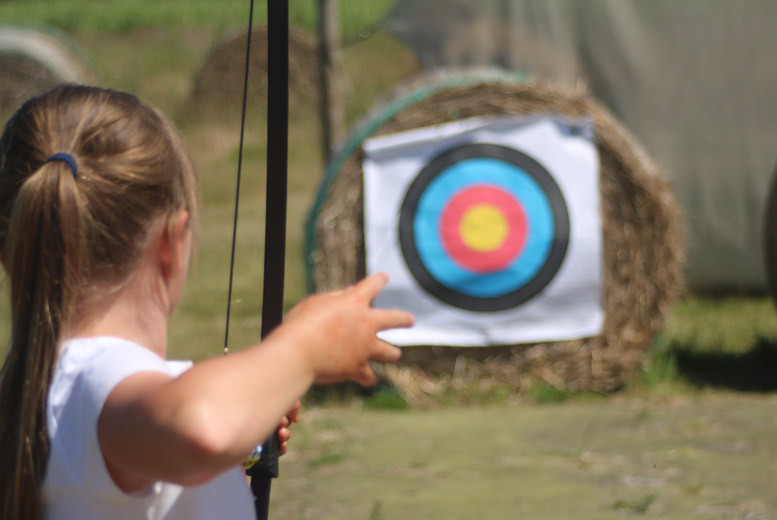 Image of £29 instead of £70 for a one-hour archery experience for two people at Activity Centre Blyth, Worksop - save 59%