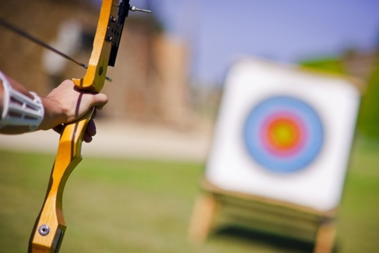 Image of £25 instead of £50 for a one-hour archery experience for two at Into the Forest, Nottingham - save 50%