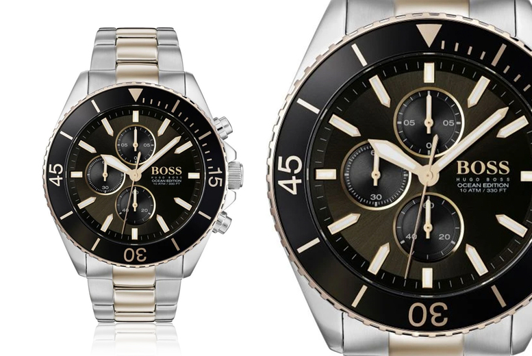 Image of £149 instead of £449 for a Hugo Boss HB1513705 watch from Best Watch Company - save 67%