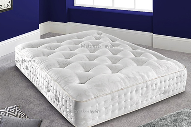 Image of From £199 for a resplendent 4000 luxurious pocket spring sprung mattress from Dreamtouch Mattresses LTD - save up to 60%