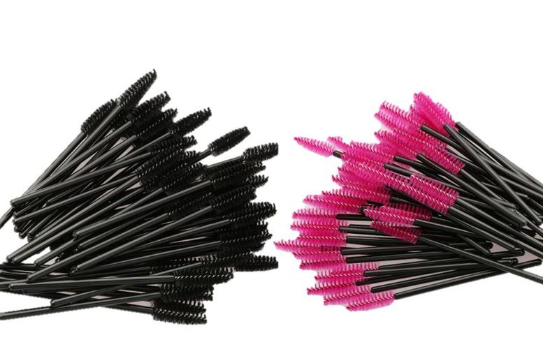 Image of From £3.99 for a pack of lash or brow brushes from Hey4Beauty
