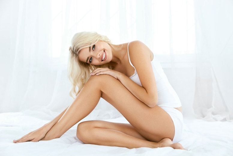 Image of £39 instead of £125 for six sessions of laser hair removal on a small area, £58 for a medium area or £69 for a large area at Couture Brows & Cosmetics, Solihul - save up to 69%