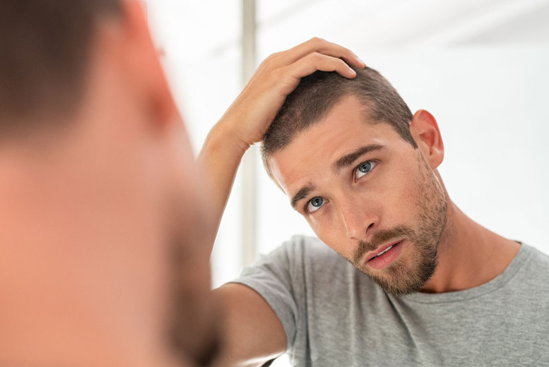 Image of £199 for one session of scalp micropigmentation treatment and consultation at EMK London, Knightsbridge