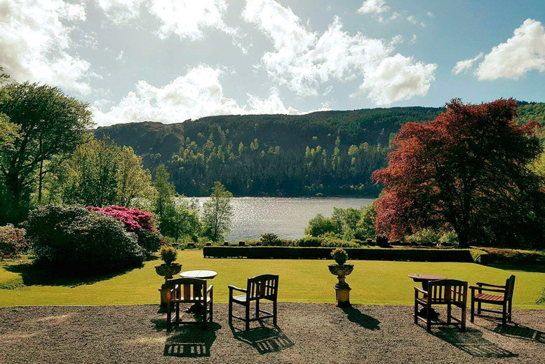 Image of A Keswick stay at Dale Head Hall for two with one glass of Prosecco each, breakfast, tea and coffee and 1pm late check out. £79 for an overnight stay, or £149 for two nights - save up to 50%