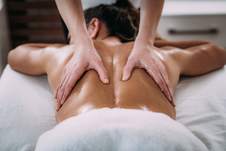 Image of £19 instead of £30 for a one-hour full body massage at LJC Hair & Beauty Salon, Wigan - save 37%