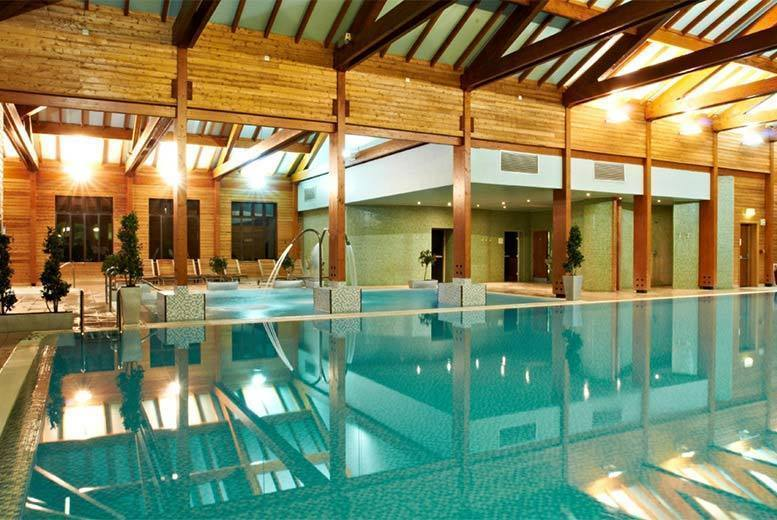 Image of £119 instead of £225.98 for four-hours spa access for two with three treatments each, a BSC skincare product each, a £5 voucher each and 20% off café and restaurant at Bannatyne Health Club & Spa - choose from more than 45 locations and save up to 47%