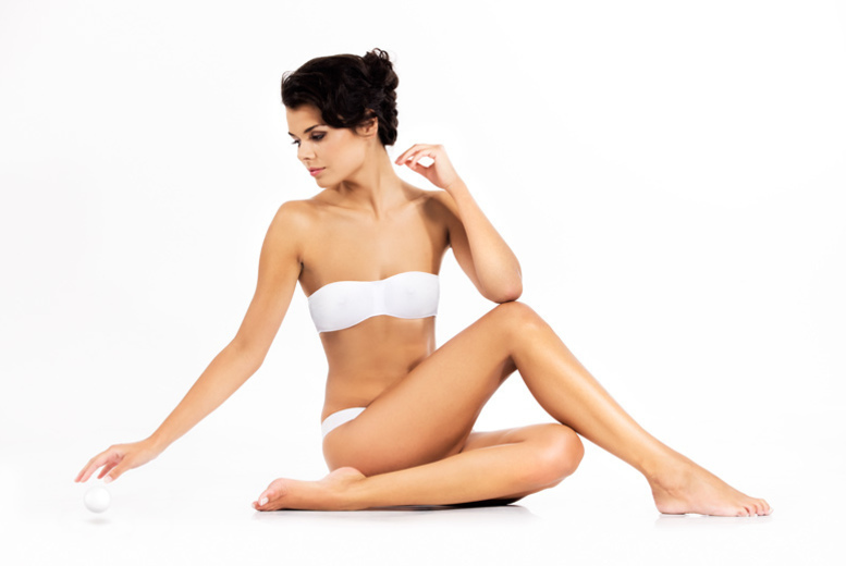 Image of £39 for three non-surgical laser lipo sessions at Divine Hair and Beauty Salon, Wood Green with the choice of stomach, thighs, arms or face. £69 for six sessions