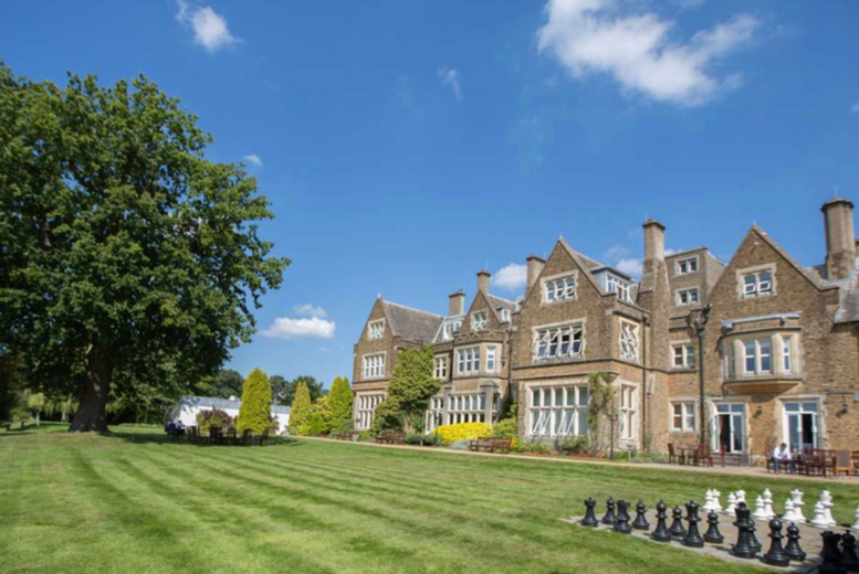Image of A Betchworth, Surrey stay at Hartsfield Manor for two people with breakfast three-course dinner and late checkout. From £79 for one night - save up to 47%