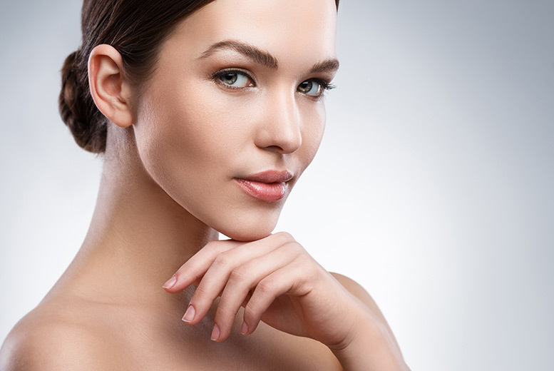 Image of £49 instead of £100 for a non-invasive HIFU brow treatment at London Body Centre, Beckenham. £74 for a non-invasive HIFU double chin or upper face treatment - save up to 51%