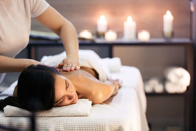 Image of £29 instead of £80 for a 90-minute three treatment pamper package at Lux Laser and Beauty Clinic, Sheffield including a 30-minute Swedish back massage, a 30-minute deluxe facial and 30-minute crystal polish full body scrub – save 64%