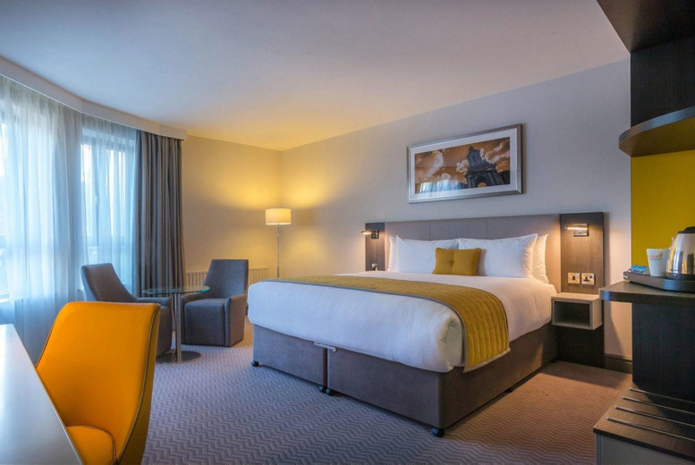 Image of A Dublin stay at the Maldron Hotel Parnell Square for two with two-course dining, early check-in, breakfast and late check out. From £95 for an overnight stay, from £159 for a two-night stay or from £227 for a three-night stay - save up to 58%
