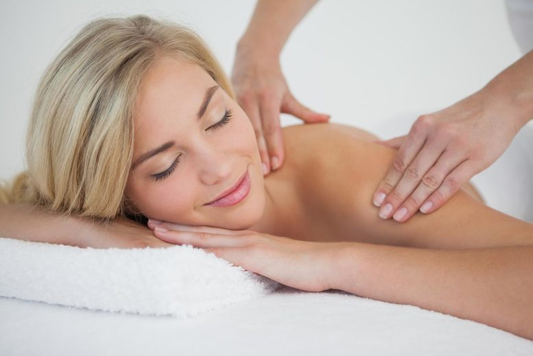 Image of £17 instead of £45 for a 30-minute massage at Helena Wright Beauty Salon, Sheffield with four choices – save 62%