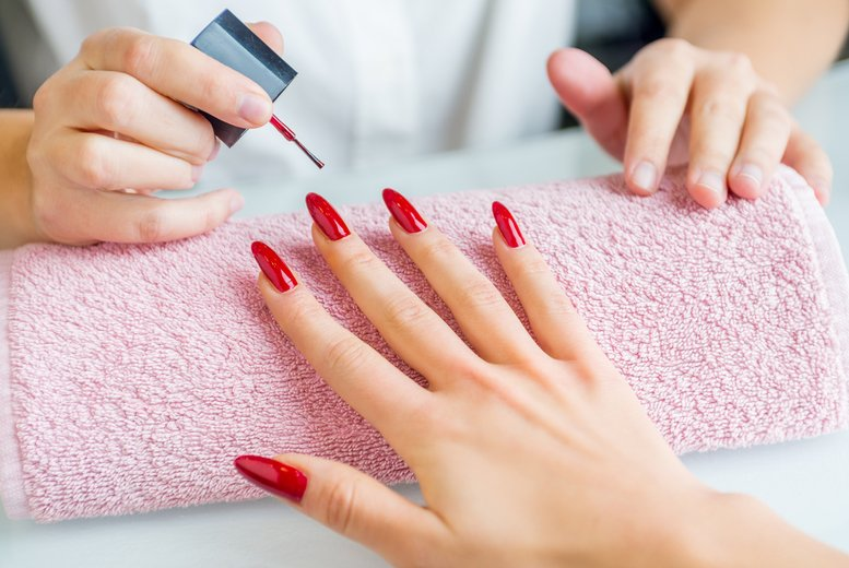 Image of £12 instead of £20 for a shellac manicure at Abella Hair and Beauty, Birmingham. £19 for a Shellac manicure and pedicure – save up to 40%