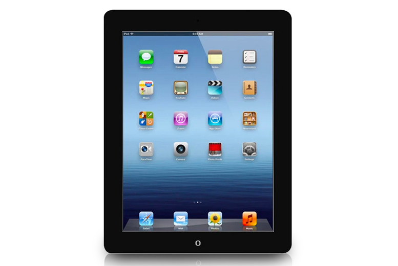 Image of £169 instead of £299 for a refurbished 16GB Apple iPad 4th Generation from i-Redo - save 43%