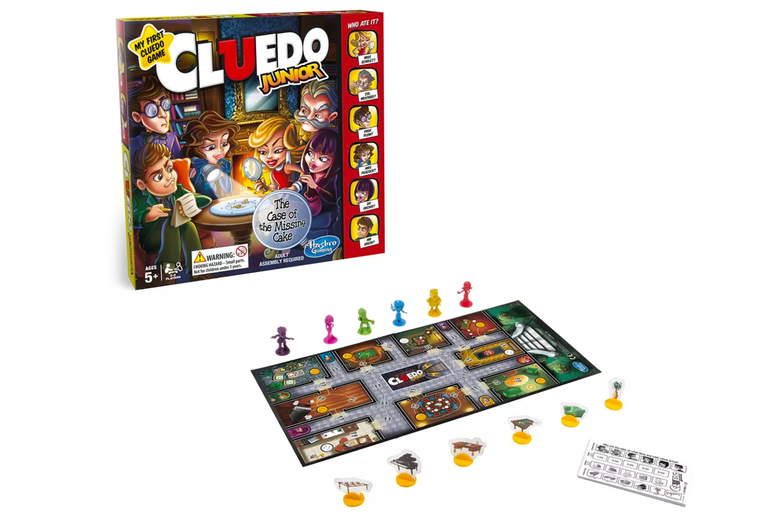 Image of £16.99 for a Cluedo Junior board game from Spire-Tech!