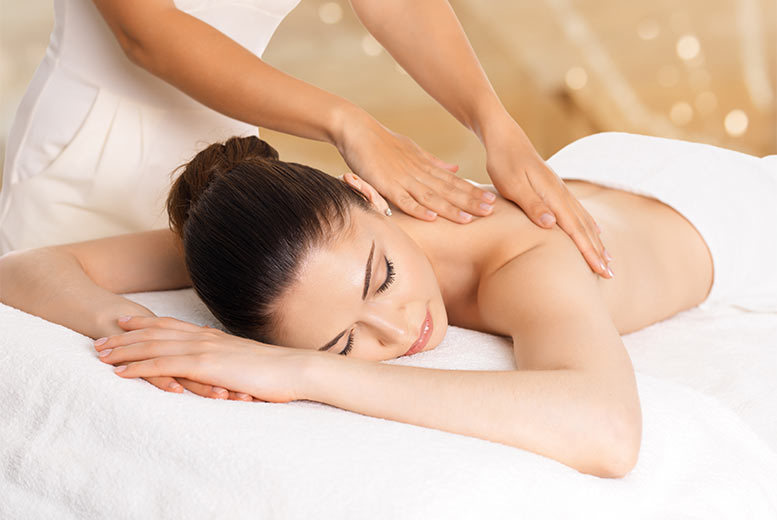 Image of £19 instead of £62 for a choice of one-hour massage at Divine Hair and Beauty Salon, Wood Green - save 69%