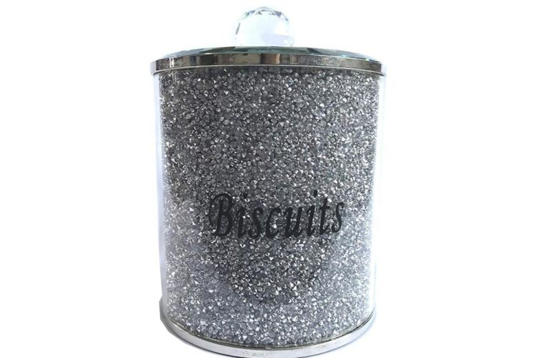 Image of £29 for a jewel biscuit tin from Discounted Price LTD T/A Salt Lamps-UK