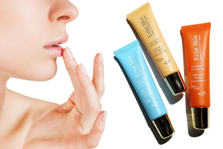 ?8.99 instead of ?29.90 for a 15ml lip serum from Eclat Cosmetic Ltd - save 70%