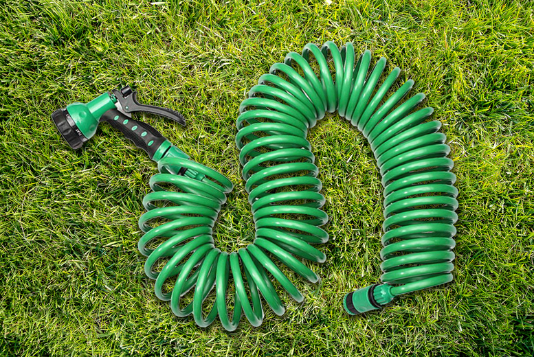 Image of £12.99 instead of £19.99 for a 50ft Eckman expanding garden hose, £16.99 for a 100ft hose! from Personal Choice - save 35%