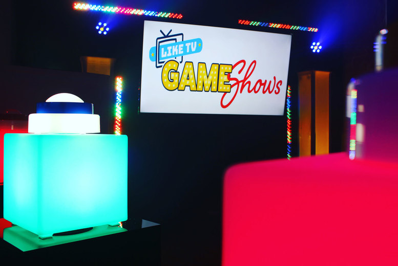 Image of From £69 for a TV family game show family experience for up to six from Like TV Game Shows, Birmingham - try and win prizes and save up to 37%