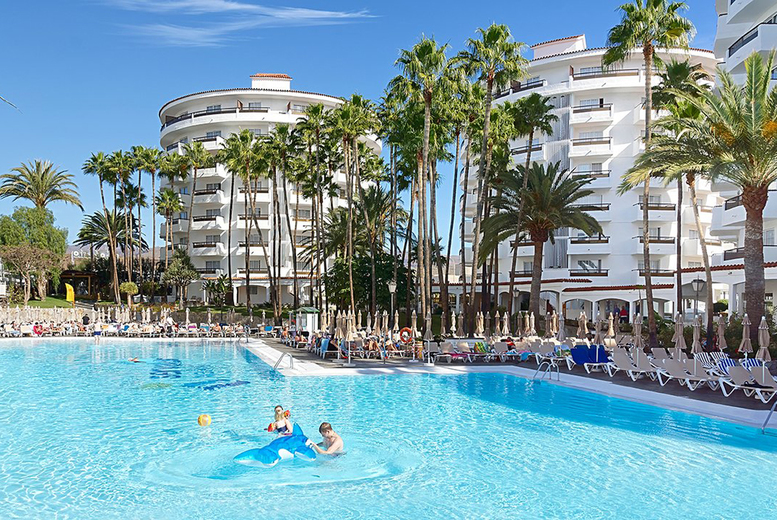 Image of An all-inclusive Gran Canaria, Spain hotel stay with return flights from six airports. From £199pp for three nights, from £239pp for four nights, from £309pp for five nights, or from £359pp for seven nights - save up to 24%