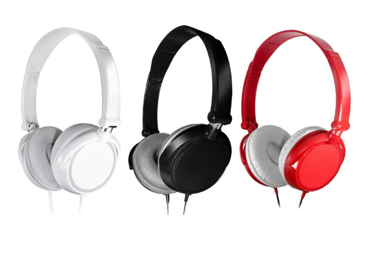 ?7.99 instead of ?29.99 for a pair of S1 wired over ear headphones from Yello Goods - save 73%