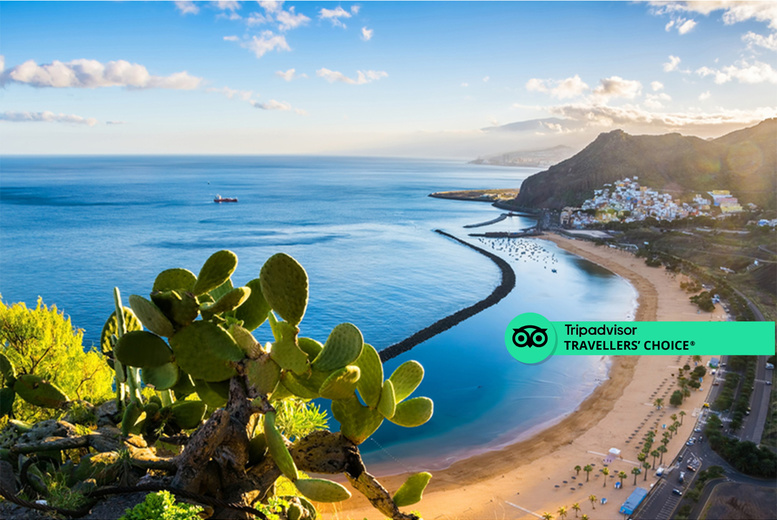 Image of An all-inclusive 4* Tenerife, Spain stay with return flights from seven airports. From £199pp for three nights, from £259pp for four nights, from £329pp for five nights, or from £399pp for seven nights - save up to 33%