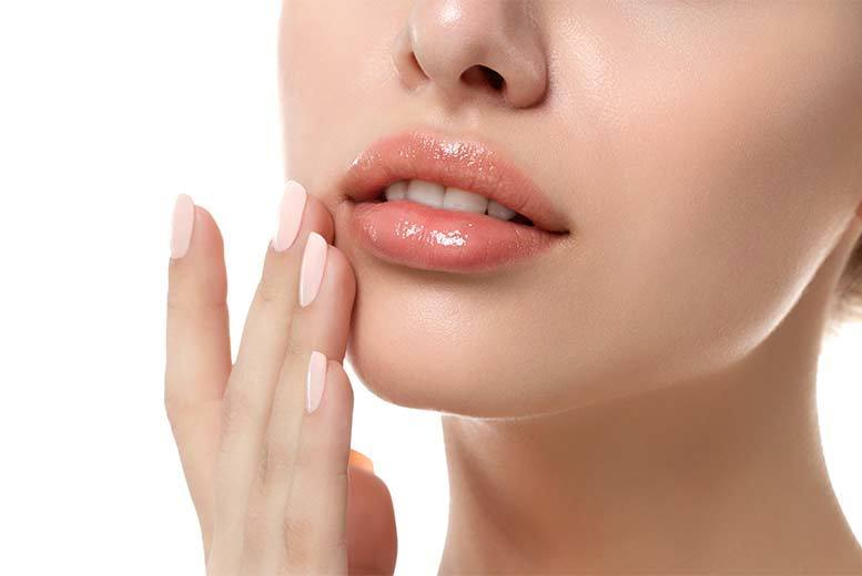 Image of £99 instead of £250 for a 1ml lip dermal filler treatment at Expert Skin Clinic or £109 for an area of your choosing - choose from 5 locations and save up to 60%