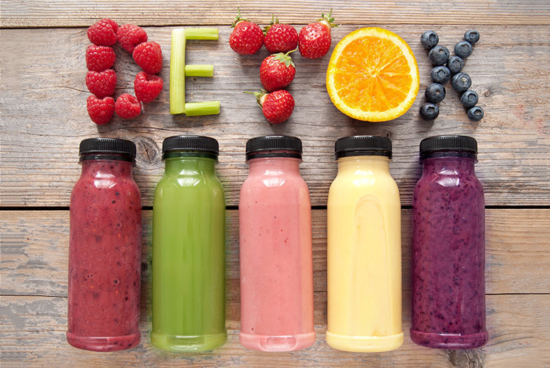 Image of £38 for a three-day juice cleanse pack from Juice Jungle, £59 for a five-day pack, or £89 for a seven-day pack