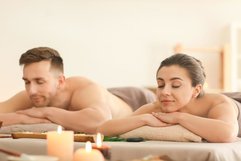 Image of £55 for a couple's one-hour full body massage with aromatherapy oils and a goodie bag at Depilex Health and Beauty Clinic within Holiday Inn, Welbeck Street near Bond St Station - save 52%