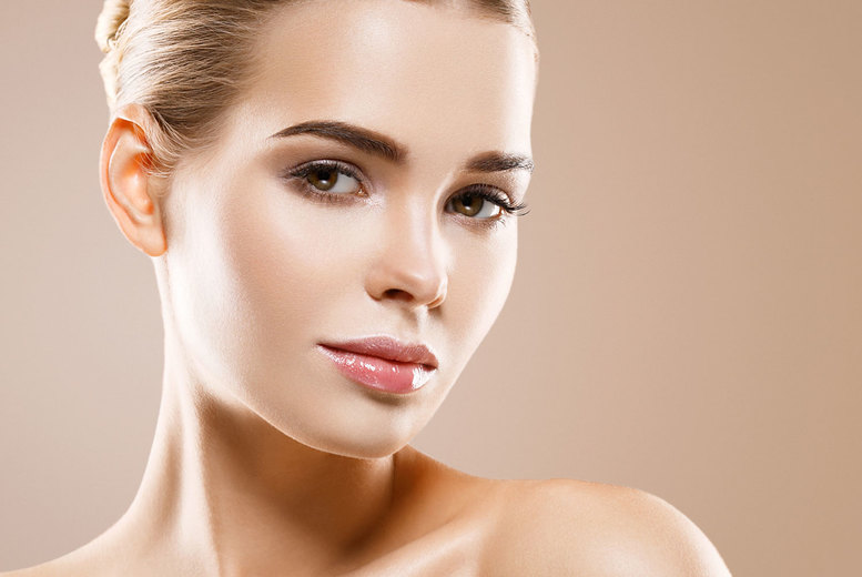 Image of £99 instead of £600 for a plasma upper eye 'lift' treatment at Avana Cosmetic & Beauty Clinic, Ealing Broadway, £99 for crows feet, £199 for upper and lower lids or £299 for jaw line or a neck 'lift' - save up to 84%