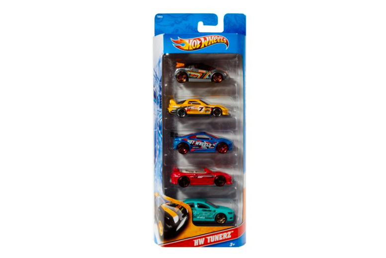 Image of £9.99 for a Hot Wheels ® car assortment from Spire Tech