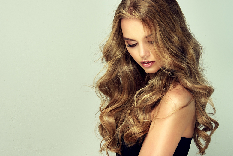 Image of £16 instead of £29 for a curly blow dry at House of Colour Academy, Liverpool - save 45%