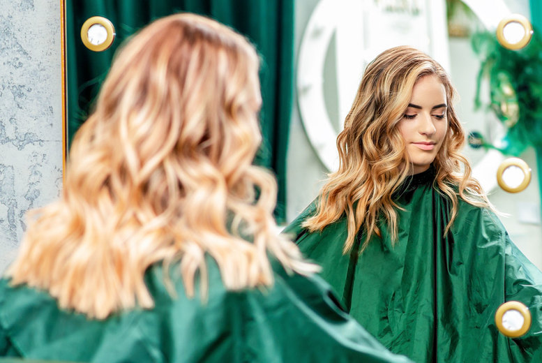 Image of £45 instead of £135 for a haircut, ombre or balayage and finish at House of Academy, Liverpool - save 64%