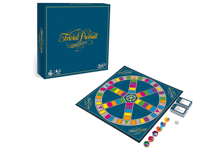 Image of £24.99 instead of £30.28 for Trivial Pursuit from AVVRAX - save 17%