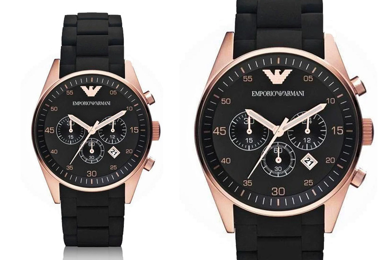 Image of £99 for a men's Emporio Armani AR5905 watch from CJ Watches!