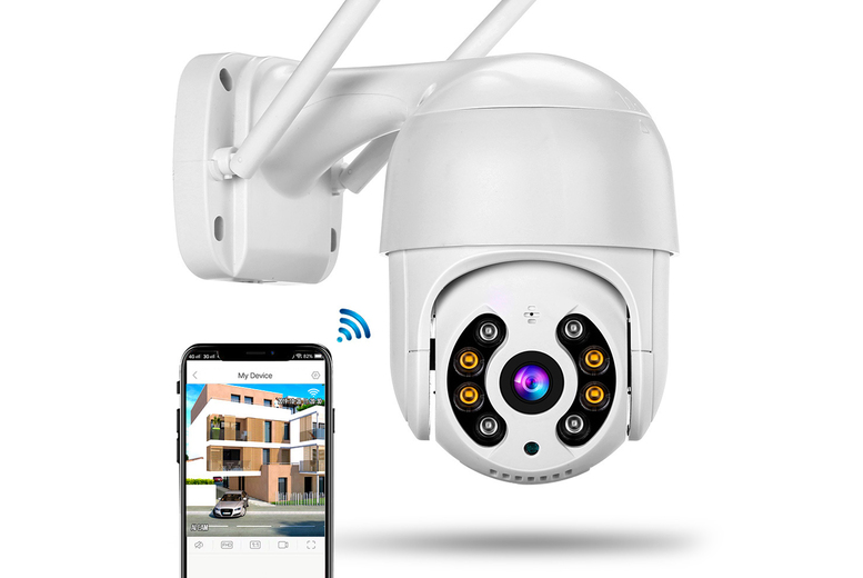 Image of £32.99 for a wireless CCTV security camera for your home