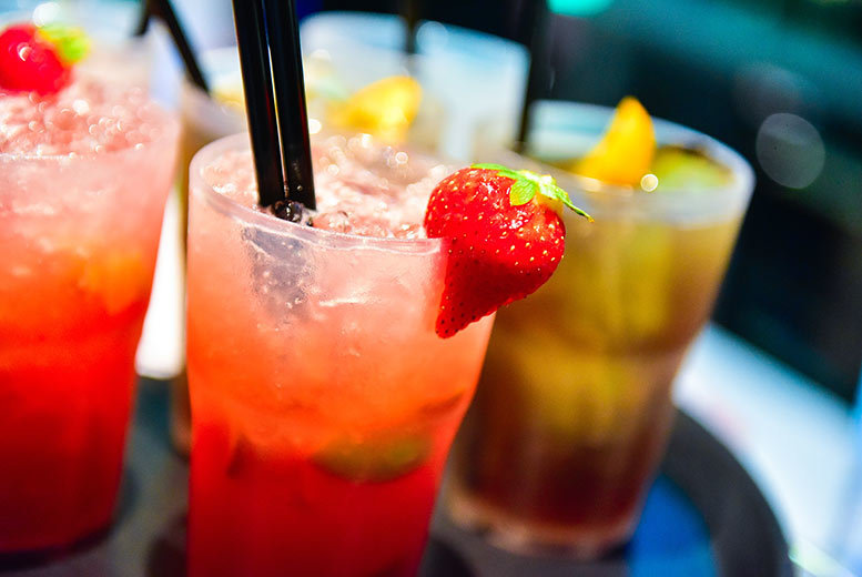 Image of £14 for four cocktails to share between two people at LIV Bar, Central Leeds - save 56%